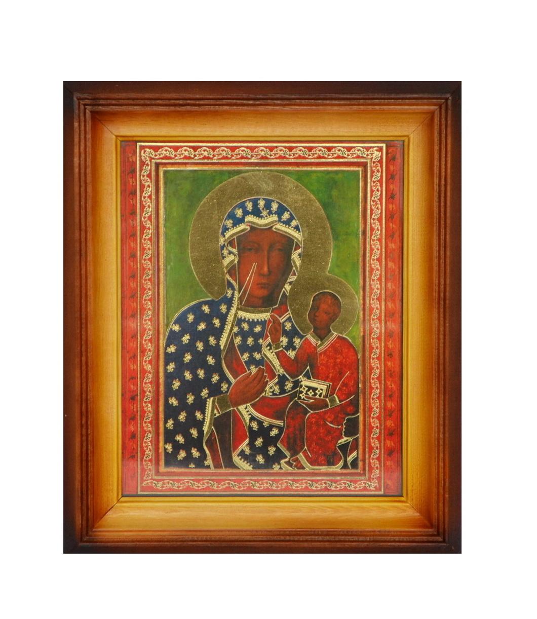 Postacie I Wydarzenia Przedstawiane Na Obrazach Religijnych